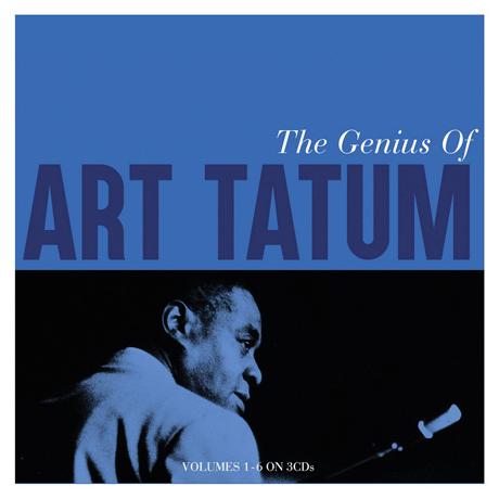 THE GENIUS OF ART TATUM VOLUMES 1-6