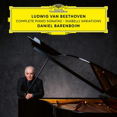 COMPLETE PIANO SONATAS, DIABELLI VARIATIONS/ DANIEL BARENBOIM [베토벤: 피아노 소나타 전곡 - 다니엘 바렌보임]