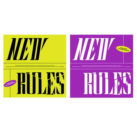 NEW RULES [미니 4집] [2종 세트]