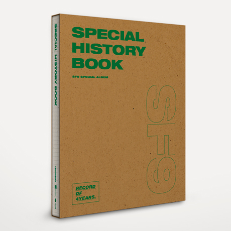 SPECIAL HISTORY BOOK [스페셜 앨범]