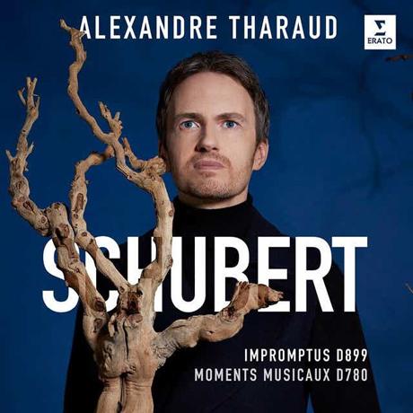 IMPROMPTUS D899, MOMENTS MUSICAUX D780/ ALEXANDRE THARAUD [슈베르트: 즉흥곡, 악흥의 순간 - 알렉상드르 타로]