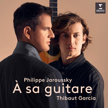 A SA GUITARE [그의 기타에게: 기타반주 가곡 - 자루스키, 가르시아]