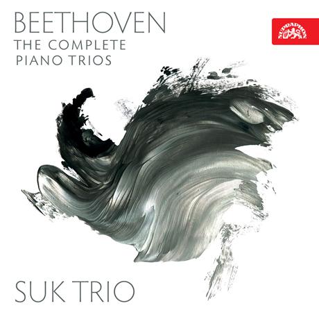 THE COMPLETE PIANO TRIOS/ SUK TRIO [베토벤: 피아노 트리오 전곡 - 수크 트리오]