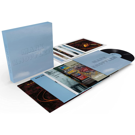 THE STUDIO ALBUMS 1996-2007 [LP]