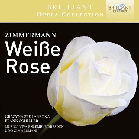 WEISSE ROSE/ MUSICA VIVA ENSEMBLE DRESDEN [우도 침머만: 오페라 <백장미>]