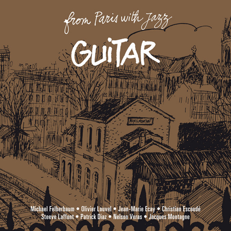 FROM PARIS WITH JAZZ GUITAR