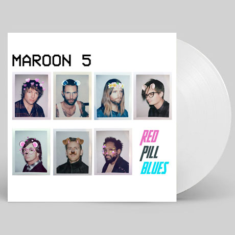 RED PILL BLUES [WHITE LP]