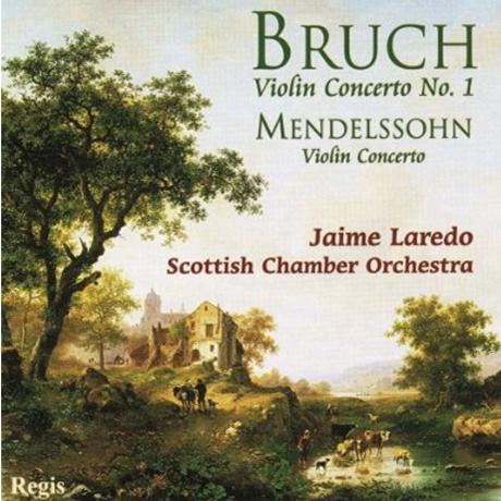 VIOLIN CONCERTOS/ JAIME LAREDO