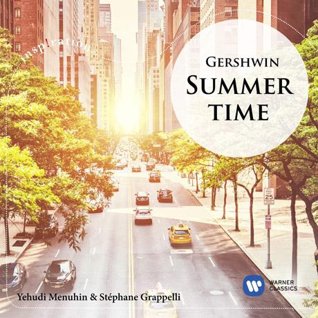 SUMMERTIME/ YEHUDI MENUHIN, STEPHANE GRAPPELLI [INSPIRATION] [거슈인: 섬머타임 - 메뉴인, 그라펠리]