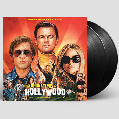 ONCE UPON A TIME IN HOLLYWOOD [원스 어폰 어 타임 인 할리우드] [LP]