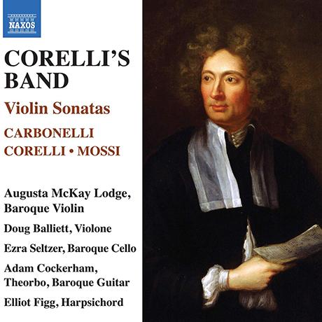 코렐리, 모시, 카르보넬리: 바이올린 소나타
