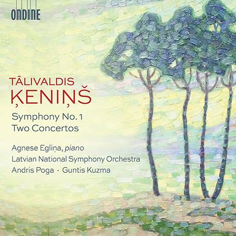 케니니시: 교향곡 1번, 실내협주곡 1번, 피아노와 현, 타악기를 위한 협주곡