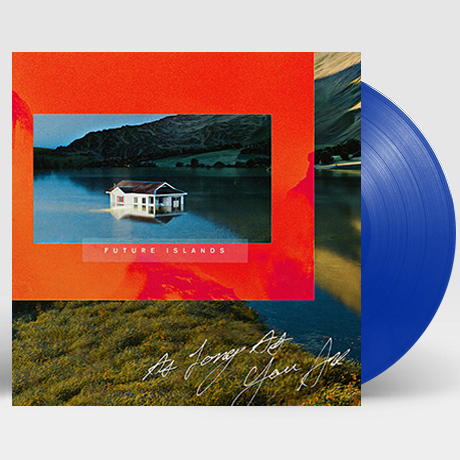 AS LONG AS YOU ARE [BLUE LP] [인디스토어 한정반]