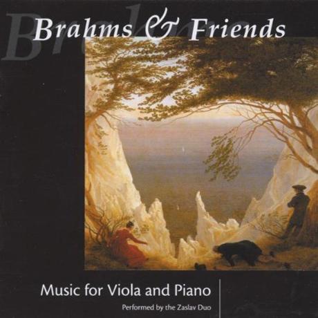 MUSIC FOR VIOLA AND PIANO/ ZASLAV DUO