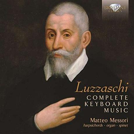 COMPLETE KEYBOARD MUSIC/ MATTEO MESSORI [루차스키: 키보드 작품전집]