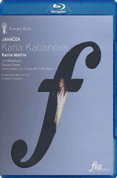 KATIA KABANOVA/ KARITA MATTILA, JIRI BELOHLAVEK [야나첵 오페라: 카티아 카바노바] [블루레이 전용플레이어 사용]