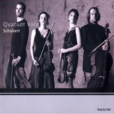 STRING QUARTETS/ QUATUOR VOCE