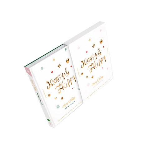 MERRY & HAPPY MONOGRAPH [포토북+DVD] [한정판]