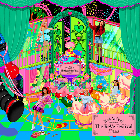 THE REVE FESTIVAL [SCRAPBOOK VER]