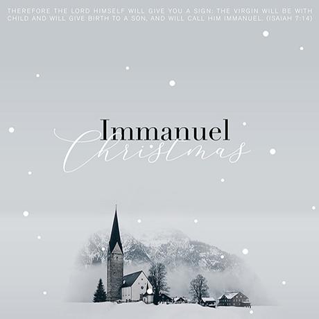 IMMANUEL CHRISTMAS