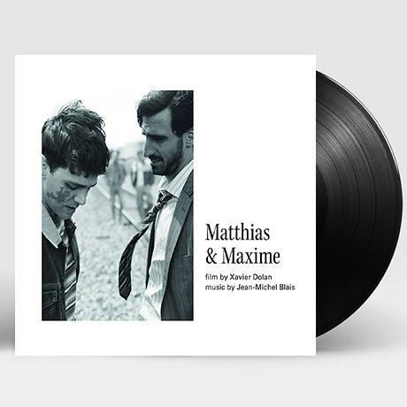 "MATTHIAS & MAXIME [마티아스와 막심] [한정반] [10"" LP]"