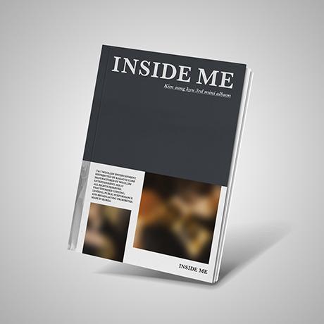 INSIDE ME [미니 3집] [A VER]