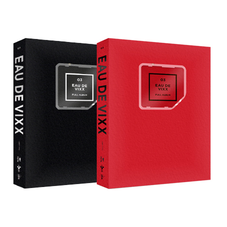 EAU DE VIXX [정규 3집] [키노]