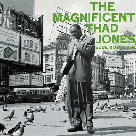 MAGNIFICENT THAD JONES [UHQ-CD] [한정반]