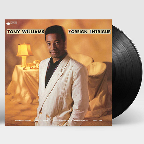 FOREIGN INTRIGUE [BLUE NOTE 80TH ANNIVERSARY CELEBRATION] [BLUE NOTE LIVE VINYL SERIES] [180G LP] [한정반]