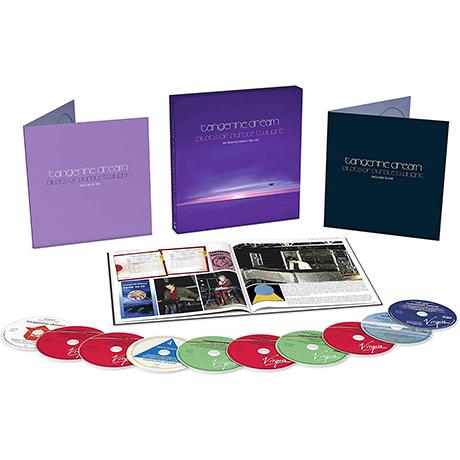 PILOTS OF PURPLE TWILIGHT: THE VIRGIN RECORDINGS 1980-1983 [DELUXE BOX]