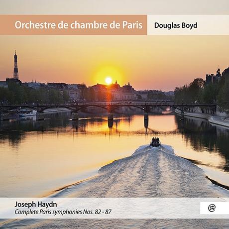 COMPLETE PARIS SYMPHONIES NOS.82-87/ DOUGLAS BOYD [하이든: 파리 교향곡집 - 더글라스 보이드]