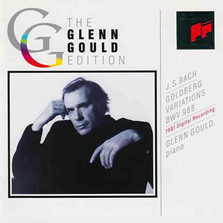 GOLDBERG VARIATIONS BWV 988/ GLENN GOULD [1981VERSION]