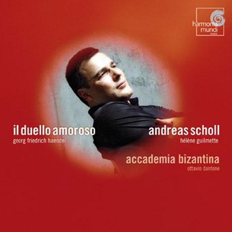 IL DUELLO AMOROSO/ ANDREAS SCHOLL/ ACCADEMIA BIZANTINA