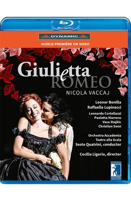 GIULIETTA E ROMEO/ SESTO QUATRINI [바카이: 오페라 <줄리에타와 로메오>] [한글자막]