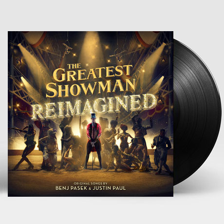 THE GREATEST SHOWMAN: REIMAGINED [위대한 쇼맨: 리이매진드] [LP]
