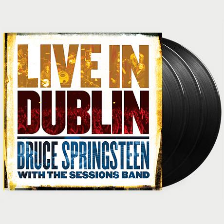 LIVE IN DUBLIN [LP]