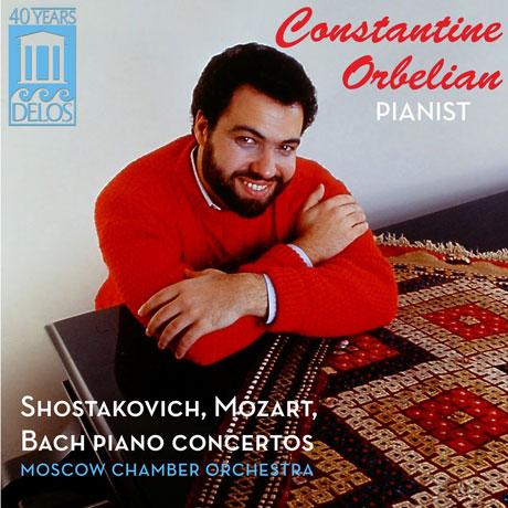 PIANO CONCERTOS/ CONSTANTINE ORBELIAN, 금난새