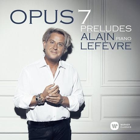 OPUS 7 - PRELUDES [알랭 르페브르: 오퍼스7 - 전주곡]