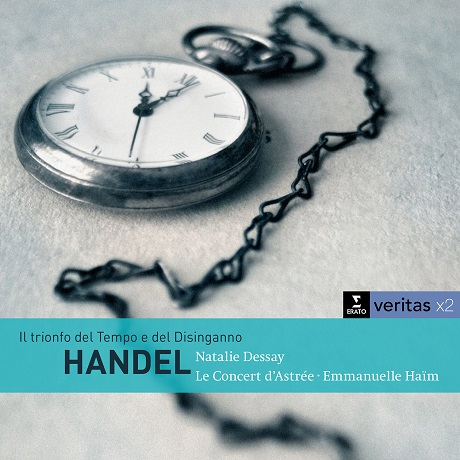 IL TRIONFO DEL TEMPO E DEL DISINGANNO/ NATALIE DESAY, EMMANUELLE HAIM [VERITASX2] [헨델: 시간과 진실의 승리 - 나탈리 드세이]