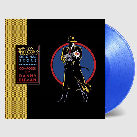 DICK TRACY [딕 트레이시] [CLEAR BLUE LP]