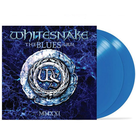 THE BLUES ALBUM: MMXXI [180G OCEAN BLUE LP]