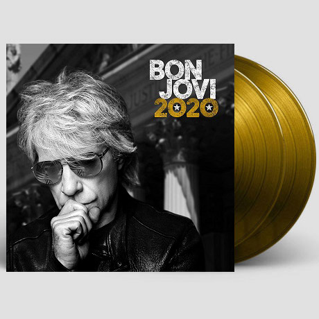 BON JOVI 2020 [GOLD LP]