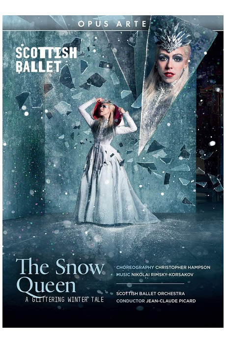THE SNOW QUEEN/ JEAN-CLAUDE PICARD, SCOTTISH BALLET [크리스토퍼 햄슨: 눈의 여왕] [한글자막]
