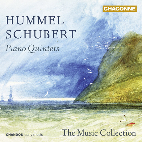 PIANO QUINTETS/ THE MUSIC COLLECTION