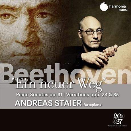 새로운 길 - 베토벤: 피아노 소나타 OP.31, 변주곡 OPP.34 & 35