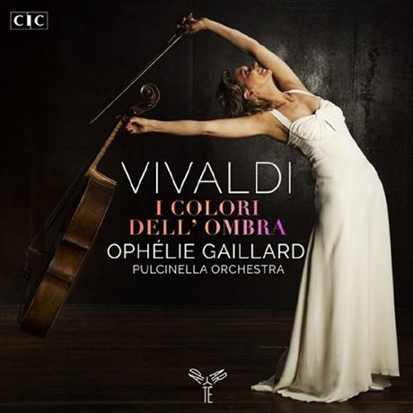 비발디 - I COLORI DELL'OMBRA : 첼로 협주곡 RV 405, 414, 416, 424 [2CD]