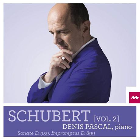 슈베르트 - 피아노 작품 2집 : 피아노 소나타 20번 D.959, 4개의 즉흥곡 D.899