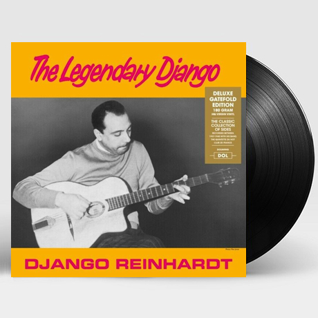 THE LEGENDARY DJANGO [DELUXE] [180G LP]
