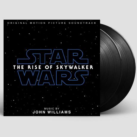 STAR WARS: THE RISE OF SKYWALKER [스타워즈: 라이즈 오브 스카이워커] [LP]