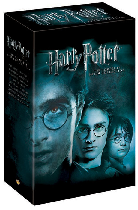 해리포터 전편 박스세트 1-7 [HARRY POTTER COMPLETE COLLECTION]